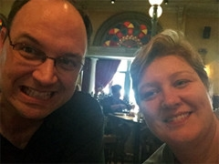 Field Loses Chad Dickey, 40, to Cancer | ALZFORUM